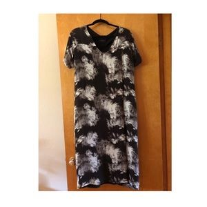 RACHEL COMEY MIDI DRESS - SIZE SMALL - 100% SILK